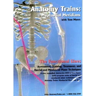 Anatomy Trains Vol 9: Functional Lines DVD