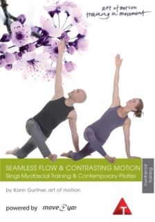 Seamless Flow & Contrasting Motion: Slings Myofascial Training & Contemporary Pi